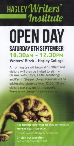 hagley open day